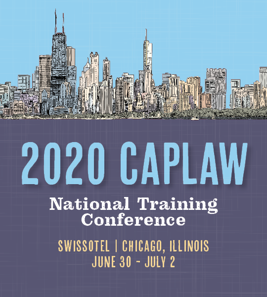 2020 CAPLAW National Training Conference