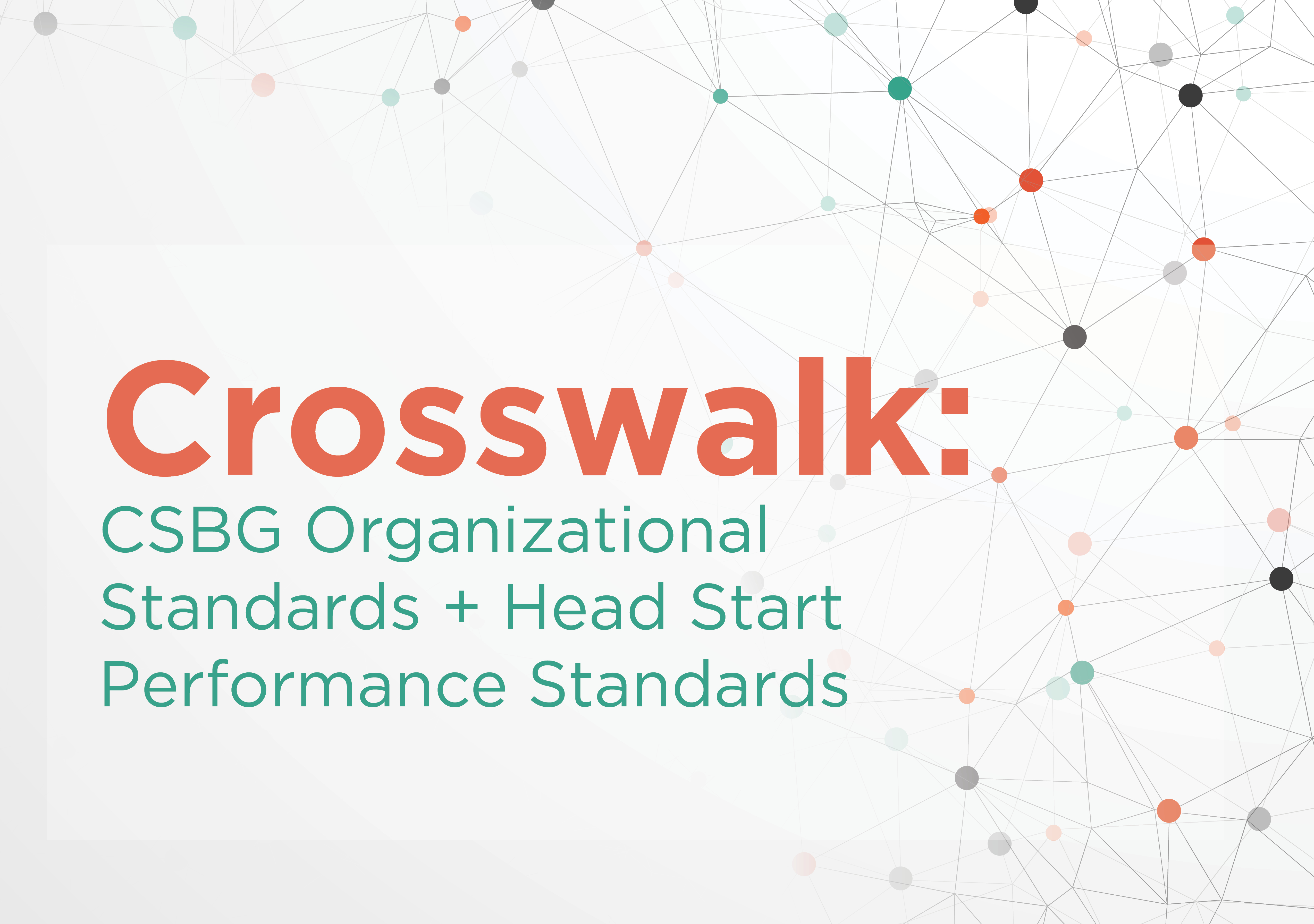 crosswalk of csbg and head start standards